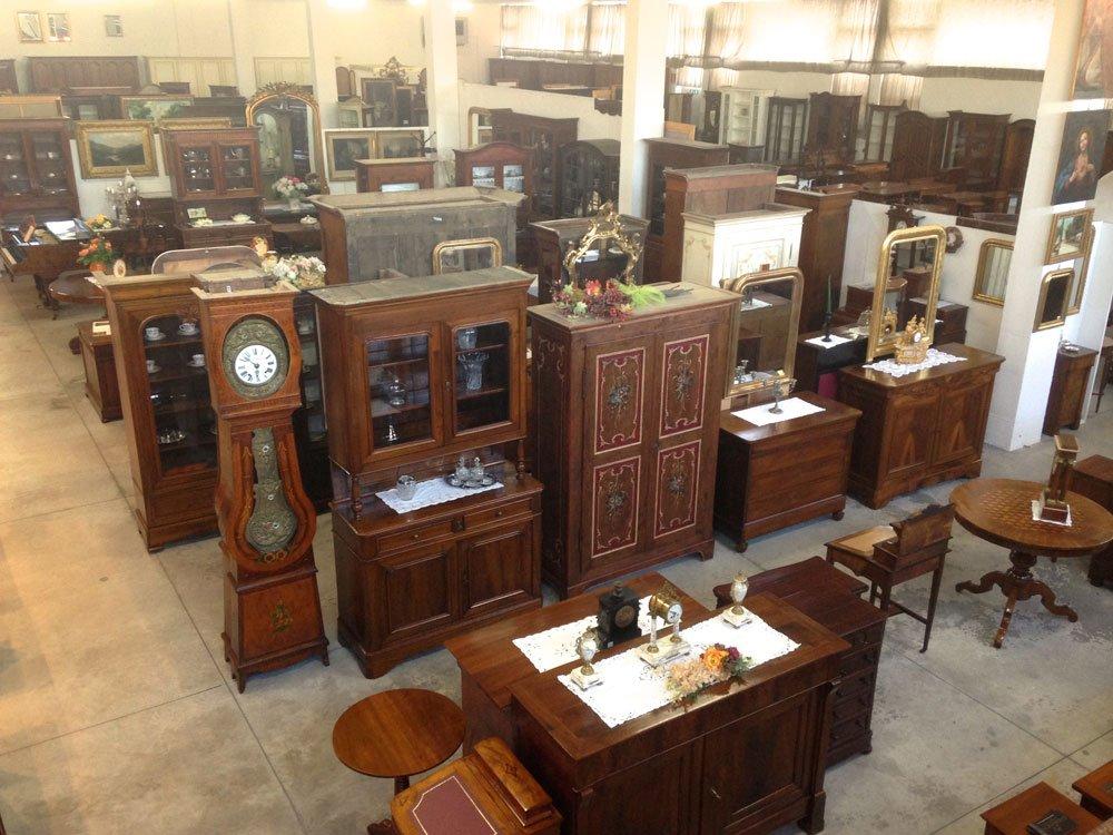 La nostra storia antiquariato e mobili in stile - Mobili di antiquariato ...