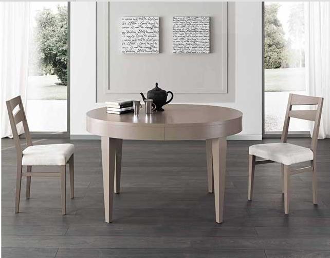 Tavolo ovale allungabile in rovere - Antiquariato e Mobili ...