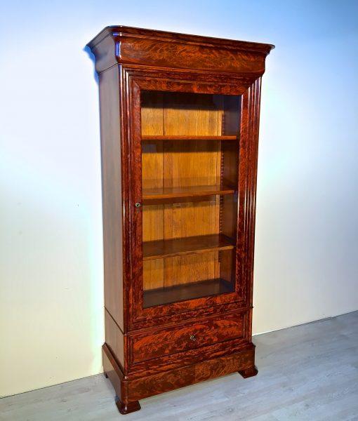 E667 – Libreria originale in mogano