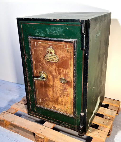 E751 – Cassaforte originale inglese Midland Safe Company