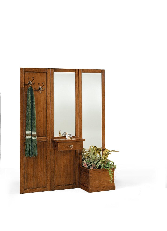 Appendiabiti con fioraia mobili in stile linea la maison - La maison mobili ...
