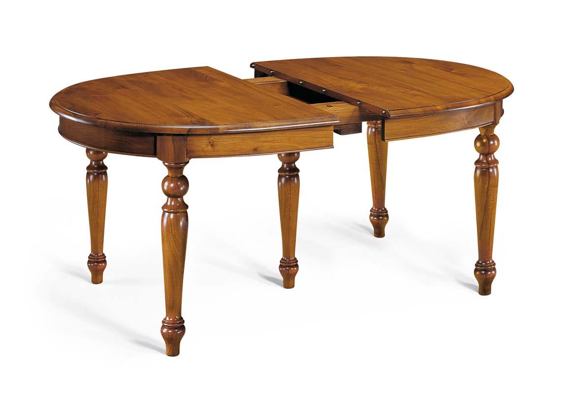Tavolo pranzo ovale allungabile ispirazione di design - Tavolo ovale calligaris ...