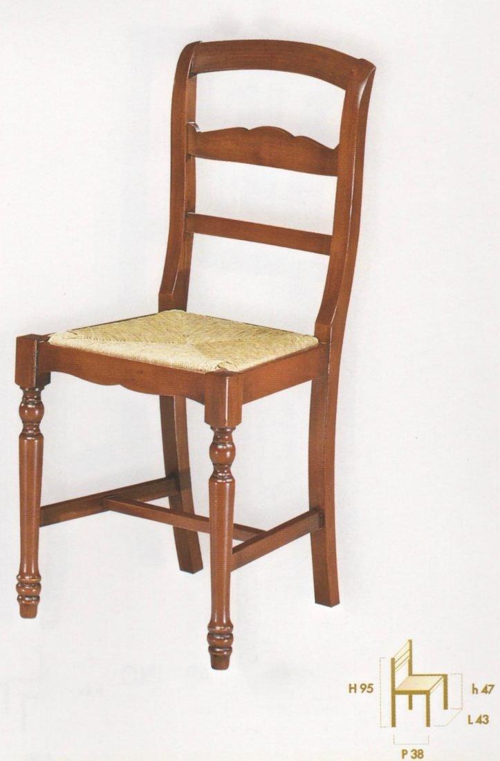 Sedia margherita antiquariato e mobili in stile for Outlet mobili verona
