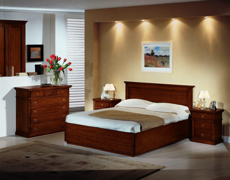 Camera da letto in stile modello arte povera mobili in stile linea elite - Muffa in camera da letto ...