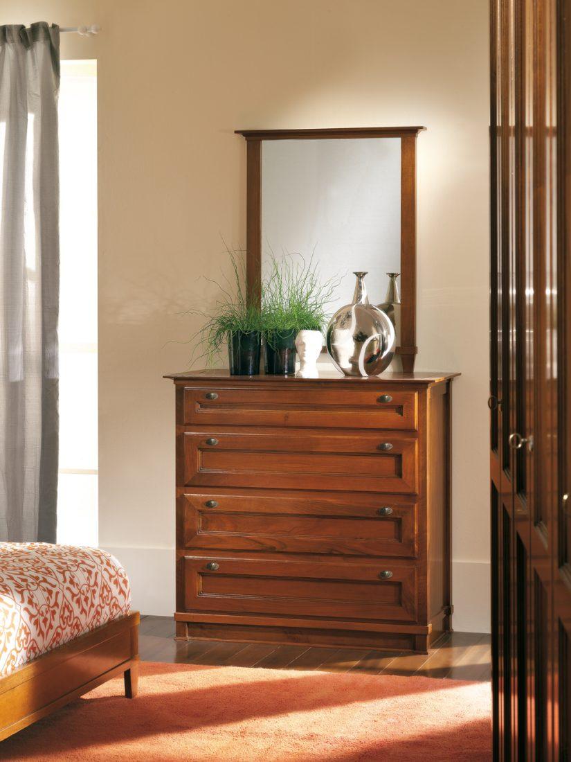 Com 4 cassetti mobili in stile linea la maison - La maison mobili ...