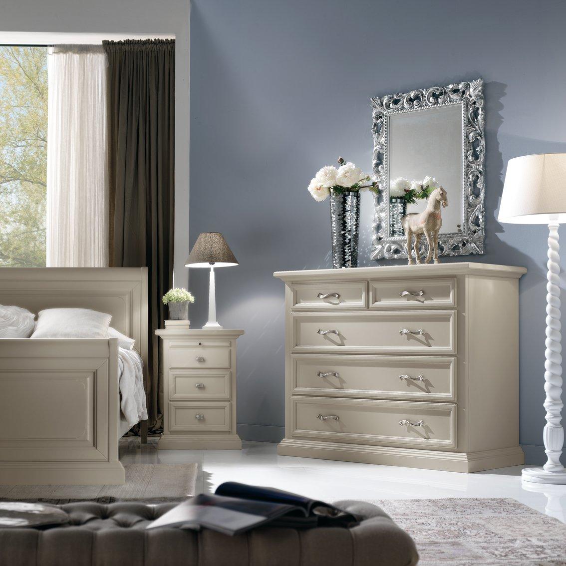 Com 5 cassetti mobili in stile linea la maison - La maison mobili ...