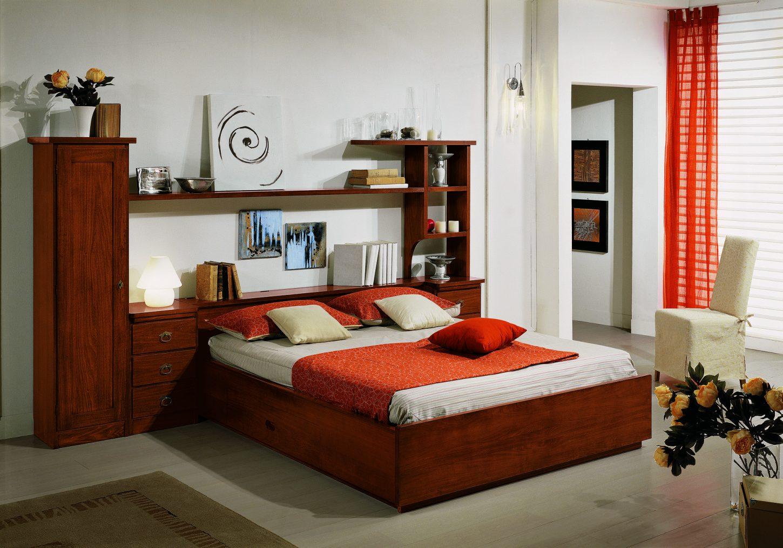 Composizione letto attrezzato mobili in stile linea elite - Mobili antichi verona ...