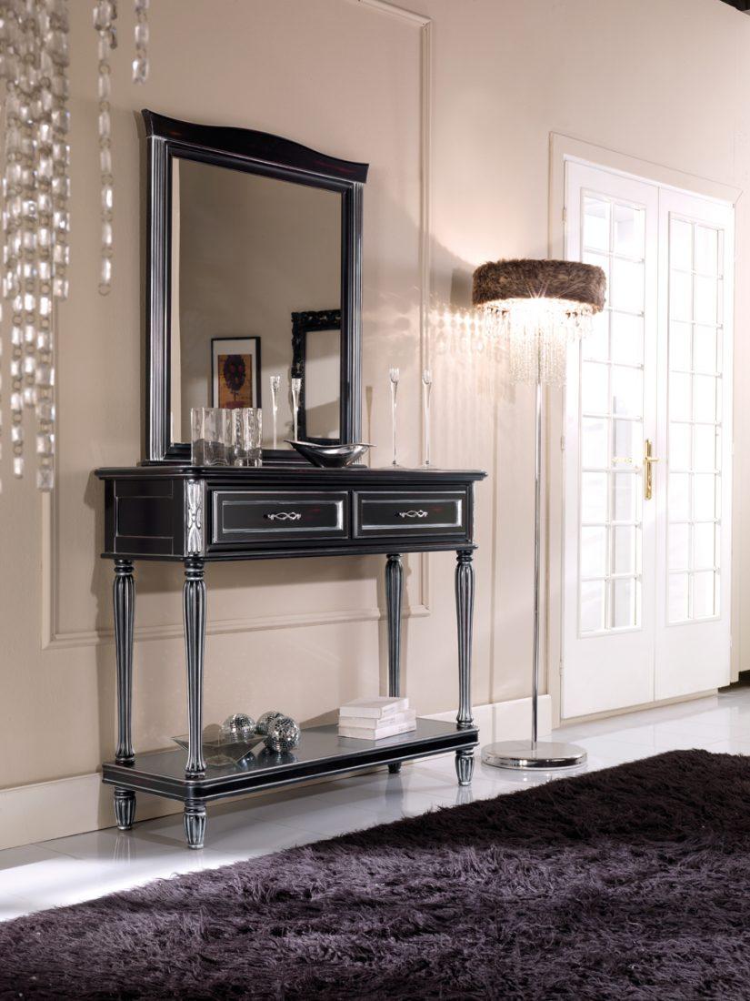 Consolle 2 cassetti mobili in stile linea la maison - La maison mobili ...