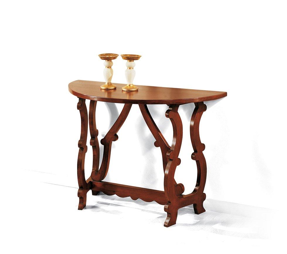 Consolle mezzaluna mobili in stile linea la maison - La maison mobili ...