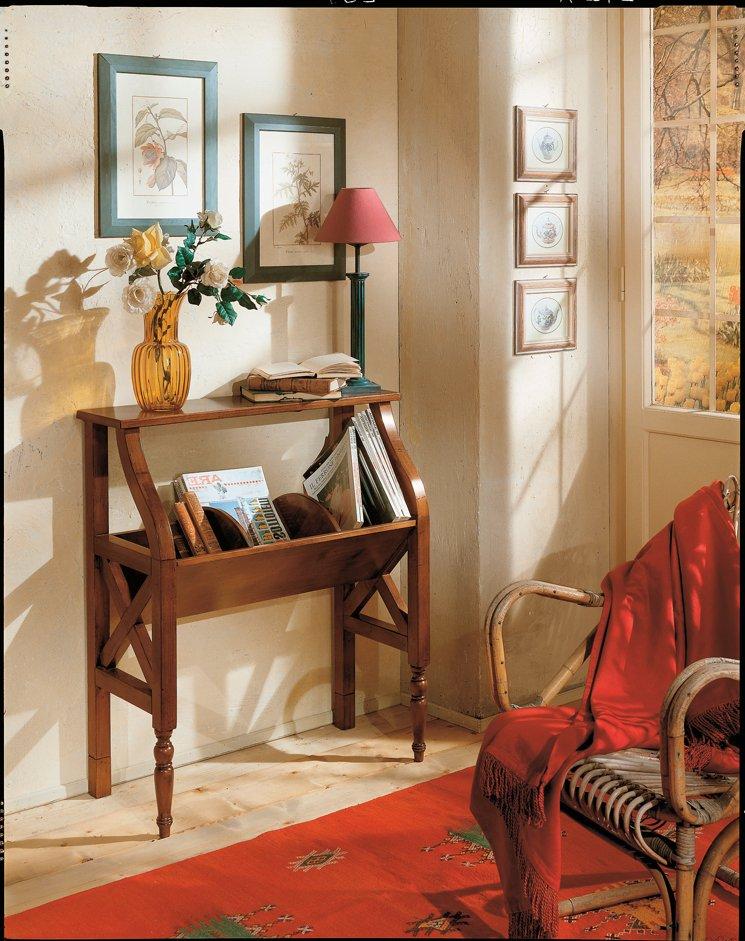 Consolle porta riviste mobili in stile linea la maison - La maison mobili ...