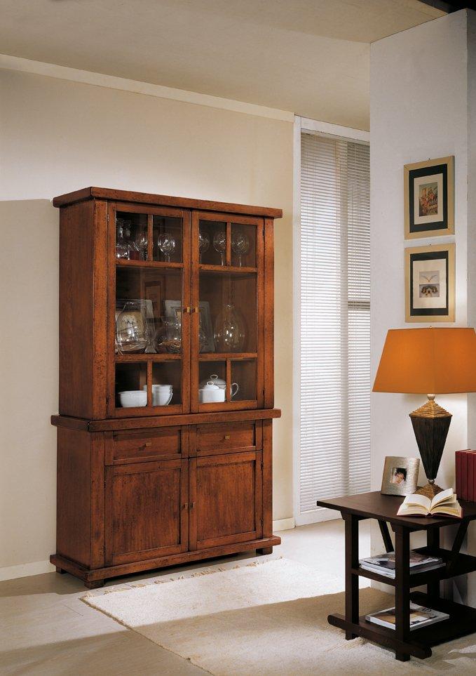 Credenza con alzata mobili in stile linea la maison - La maison mobili ...