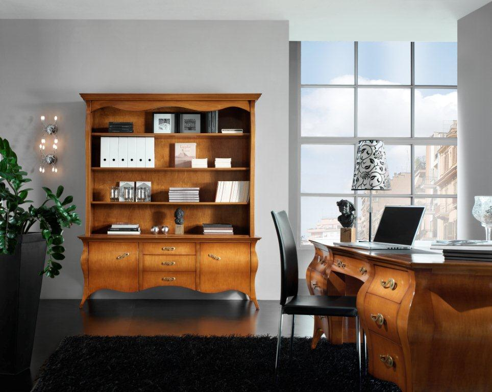 Libreria base alzata mobili in stile linea la maison - La maison mobili ...
