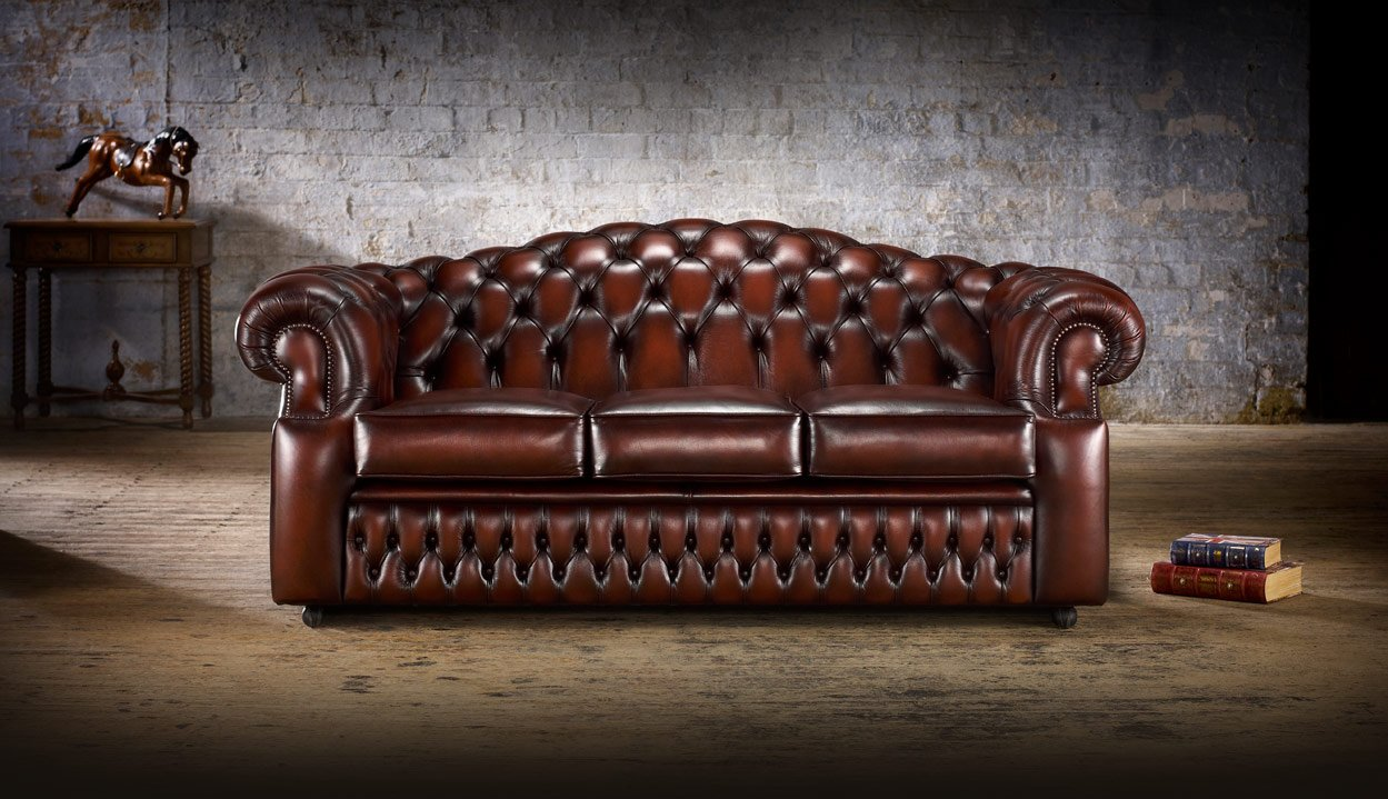Top Grade Leather Sofa