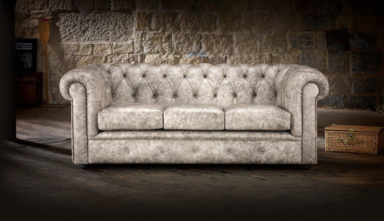 Winchester divani chesterfield e poltrone divani e for Divano winchester