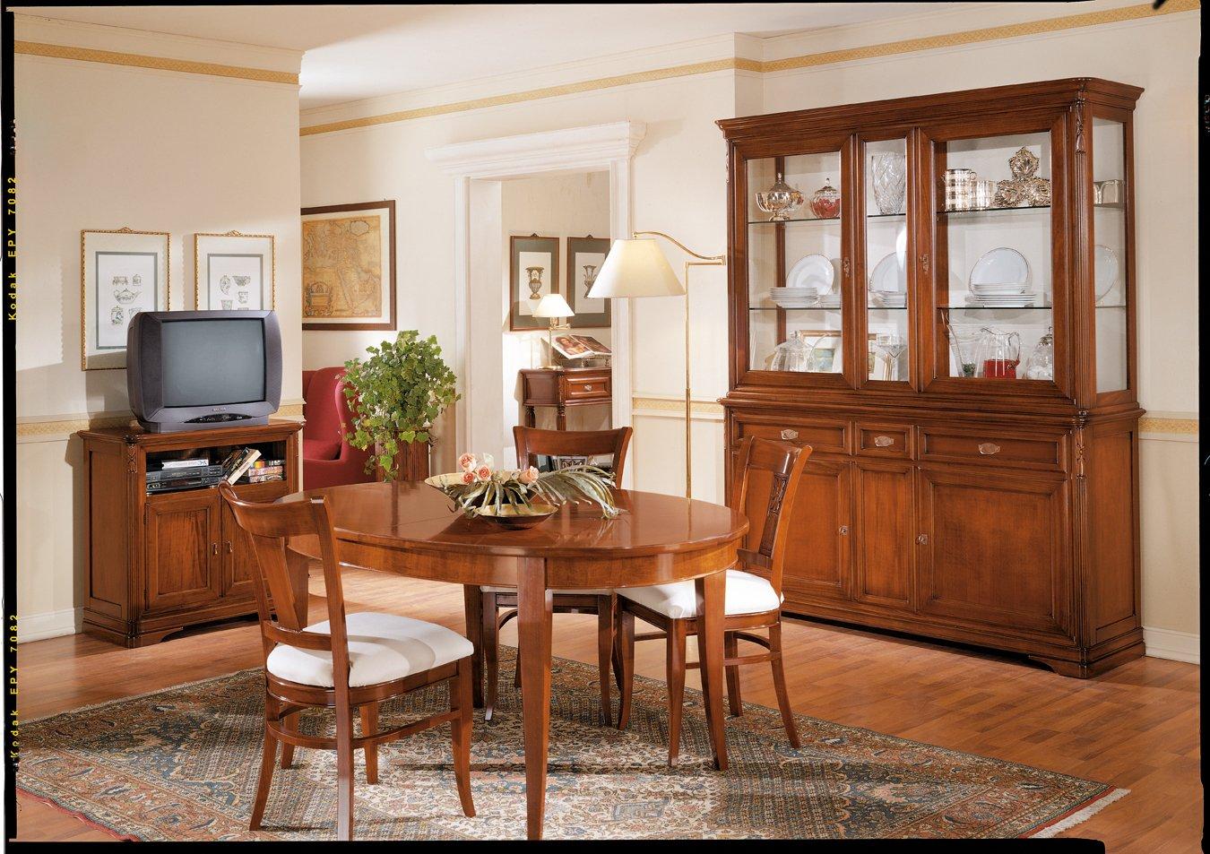 Porta tv antiquariato e mobili in stile chiaramonte for Outlet mobili verona