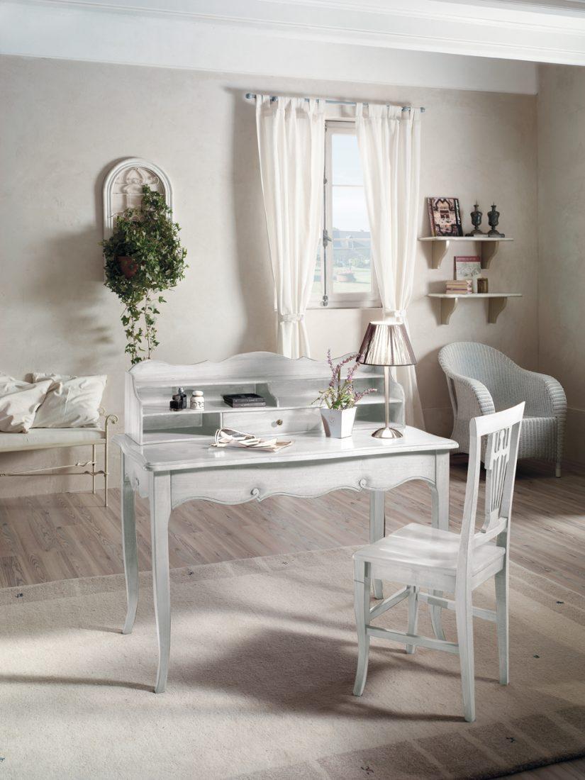 Scrittoio con alzata mobili in stile linea la maison - La maison mobili ...