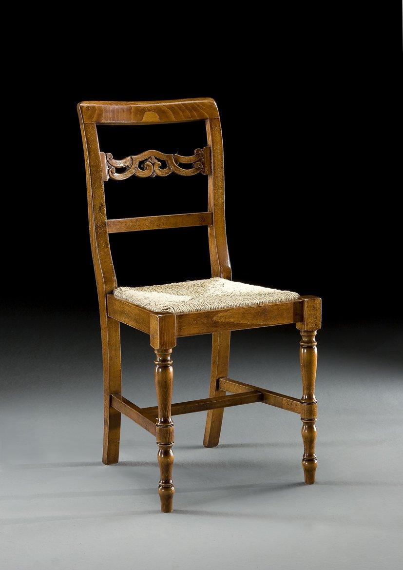 Sedia corinna antiquariato e mobili in stile for Outlet mobili verona