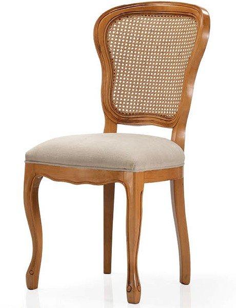 Sedia elvira con schienale in paglia di vienna mobili in for Sedia design paglia di vienna