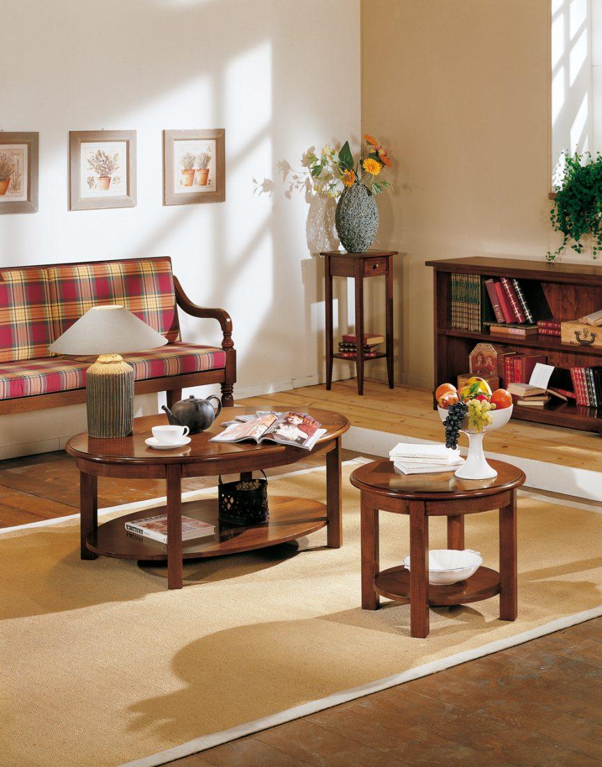 Tavolino ovale mobili in stile linea la maison - La maison mobili ...