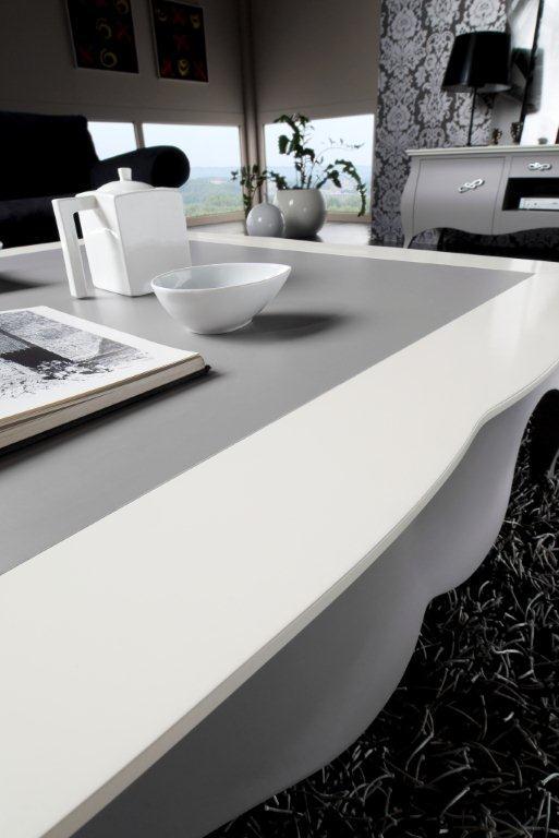Tavolino quadrato da the mobili in stile linea la maison - La maison mobili ...