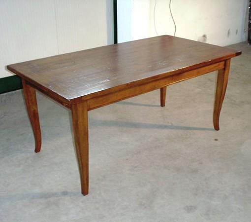 Tavolo a ribalta allungabile • Mobili in Stile, Riproduzioni in ...