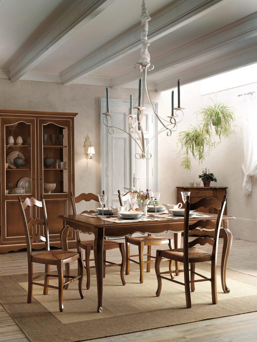 Tavolo allungabile mobili in stile linea la maison - La maison mobili ...